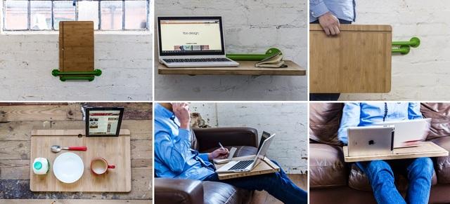 Необычные столы в интерьере: фото, описание и дизайн