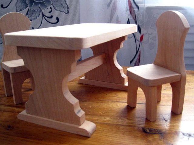Детский стульчик своими руками: процесс изготовления и декорирования