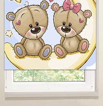 Рулонные шторы в детскую комнату: ролл шторы космос на пластиковые окна, 75 фото