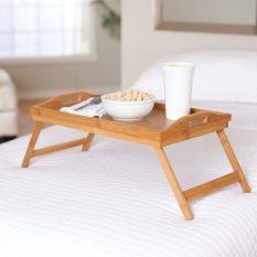 Столик для завтрака своими руками: инструкция по изготовлению