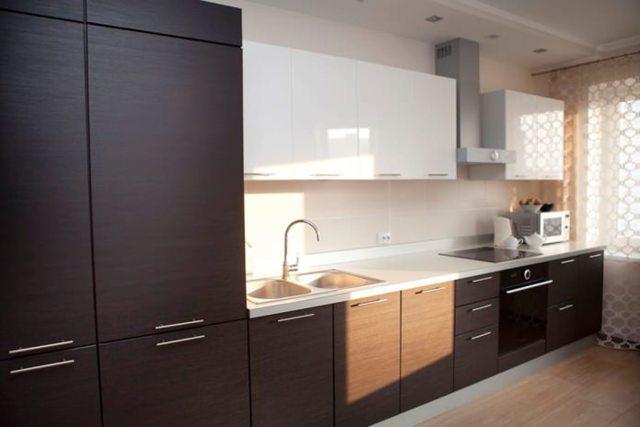 Материалы для изготовления кухни, их преимущества и недостатки