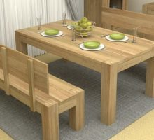 Кухонный стол своими руками: инструкция по изготовлению с фото