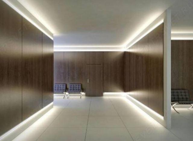 Алюминиевый плинтус: преимущества установки на кухне