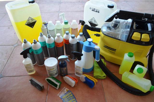 Чистка матраса народными средствами: убираем пятна и запахи