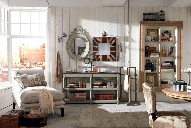 Состаривание мебели в стиле прованс: как сделать своими руками?