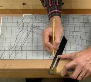 Стул-стремянка: чертежи и идеи для изготовления своими руками