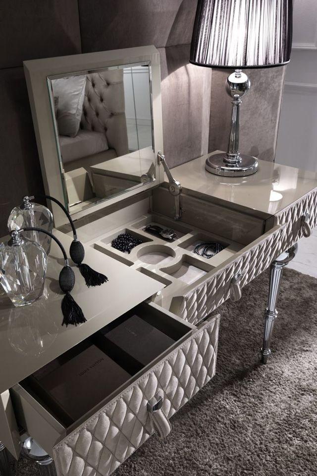 Туалетный столик: виды, устройство, нюансы выбора