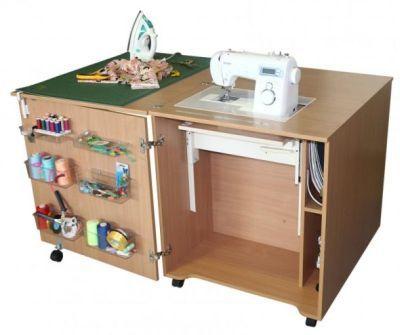 Как сделать стол для швейной машинки своими руками: инструкция