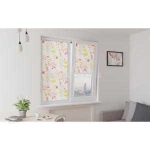 Рулонные шторы с фотопечатью: кассетные с принтом и рисунком на шторах
