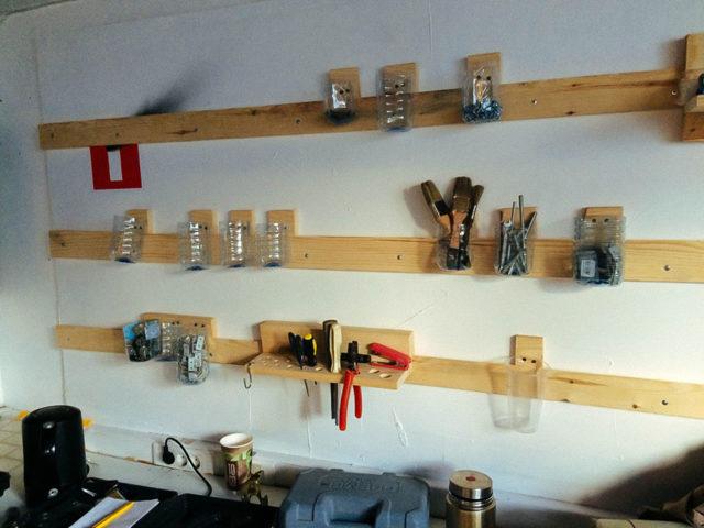Как сделать стенку своими руками: материалы и инструменты