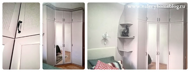 Красим шкафы из ДСП в белый цвет: инструкция и варианты декора