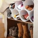 Обувница для прихожей своими руками: Храним обувь красиво
