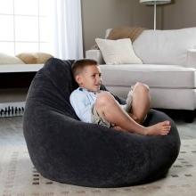 Всё о бескаркасной мебели: виды наполнителей, фото интерьеров