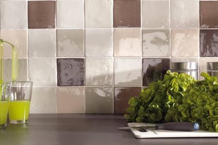 Кухонная столешница из керамогранита: изготовление, дизайн, фото
