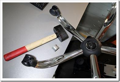 Как починить офисное кресло: пошаговая инструкция для ремонта