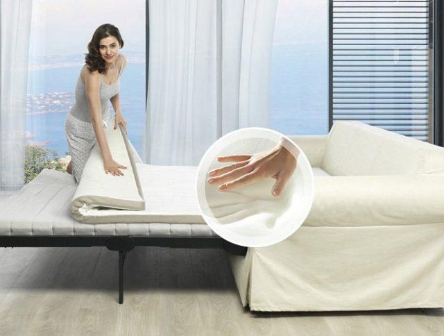 Матрасы memory foam: особенности, преимущества и недостатки