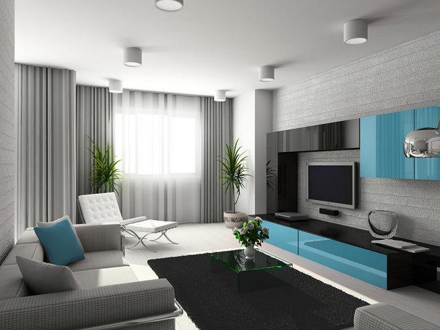 Как правильно выбрать мебель для зала: Стили мебели в интерьере